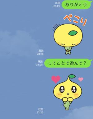 【動く限定スタンプ】動く♪ピットくん スタンプ(2015年06月15日まで) (8)
