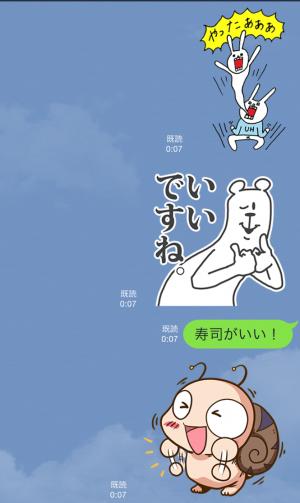 【限定スタンプ】LINE Creators Market1周年記念スタンプ(2015年06月17日まで) (4)