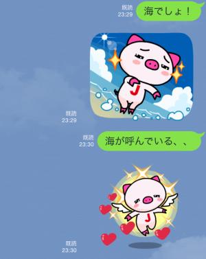 【動く限定スタンプ】JTB LINEオリジナルキャラクター★ スタンプ(2015年05月25日まで) (11)