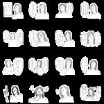【クリエイターズスタンプランキング(5/29)】腐女子用スタンプ「LIFE IS BEAUTIFUL.2」が発売から2位で登場!「サンフレッチェ広島」も7位に登場