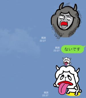 【限定スタンプ】15周年記念「なべパカ」スタンプ♪(2015年07月20日まで) (10)