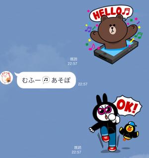 【限定スタンプ】新キャラ!ハリ田みず吉デビュー♪ スタンプ(2015年07月13日まで) (4)