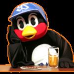 【スポーツマスコットスタンプ】つば九郎スタンプ2 東京ヤクルトスワローズ スタンプ