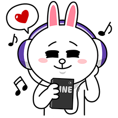 【無料スタンプ速報】音楽をLINEしよう♪スペシャルスタンプ(2015年07月16日まで)
