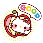 【公式スタンプ】続々・ゆるかわ サンリオキャラクターズ スタンプ
