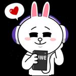 【限定スタンプ】音楽をLINEしよう♪スペシャルスタンプ(2015年07月16日まで)
