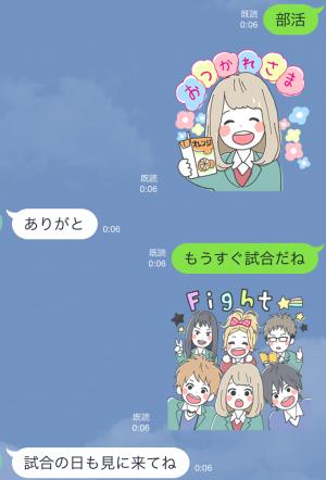 【隠し無料スタンプ】orange スタンプ (11)