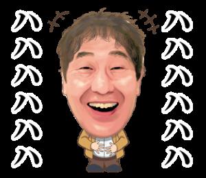 【クリエイターズスタンプランキング(821)】蛭子さんスタンプ「蛭子さん対応」登場!気仙沼市の「ホヤぼーや」スタンプもランクイン!