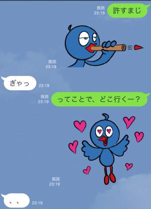 【限定無料スタンプ】キューペイ スタンプ(2015年08月31日まで) (13)