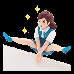 【アーティストスタンプ】コップのフチ子~リアル編~ スタンプ