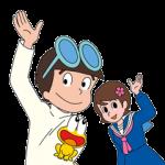 【アニメ・マンガキャラクリエイターズ】ど根性ガエル 第3弾 スタンプ