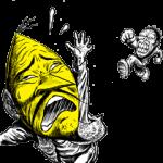 【アニメ・マンガキャラクリエイターズ】コミックビーム謹製[桜玉吉スタンプ] スタンプ