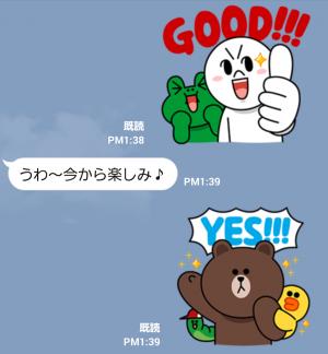 【公式スタンプ】LINE X UNICEF スペシャルエディション スタンプ (7)