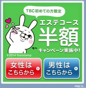【隠し無料スタンプ】くま&うさぎ100% コラボスタンプ(2015年11月29日まで) (5)