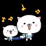 【無料スタンプ速報】動く!うるにゃん 第2弾 スタンプ(2015年09月28日まで)