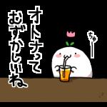 【クリエイターズスタンプランキング(10/8)】あざらし系スタンプが大人気で、あざらしスタンプが軒並みランクアップ!