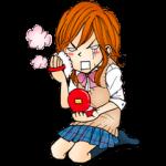 【無料スタンプ速報】スイッチガール スタンプ(2015年11月04日まで)
