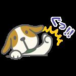 【限定無料スタンプ】エン太スタンプ第3弾 スタンプ(2016年01月06日まで)