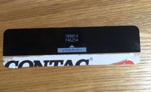 【シリアルナンバー無料スタンプ】Mr.CONTAC スタンプ第2弾! スタンプ(2016年06月20日まで) (11)