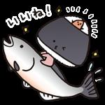 【隠し無料スタンプ】KIRIMIちゃん.が描いたスタンプ! スタンプ(2016年01月25日まで)