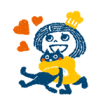 【動く限定無料スタンプ】動く♪シアバターちゃん スタンプ(2015年12月07日まで)