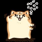 【限定無料スタンプ】ボンレス犬とゆるくて楽しい会話しよ! スタンプ(2015年12月23日まで)