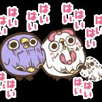 【クリエイターズスタンプランキング(12/8)】めんトリ(骨なしチキン様向け)、55位から20位まで大幅ランクアップ!