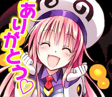【クリエイターズスタンプランキング(12/20)】To LOVEる-とらぶる-ダークネス、さらに躍進!5位入賞!
