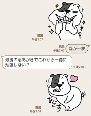 【限定無料スタンプ】ゆるかわ「たま丸」スタンプ(2015年12月28日まで) (10)