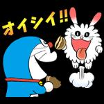【無料スタンプ速報:隠しスタンプ】選べるニュース× 大長編ドラえもん スタンプ(2015年12月28日まで)
