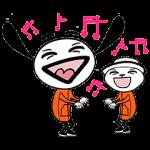 【限定無料スタンプ】帰ってきた!へネスちゃんとマウリッツくん スタンプ(2016年01月25日まで)