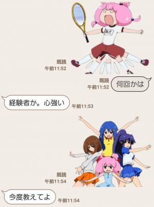 【人気スタンプ特集】てーきゅう スタンプ (5)