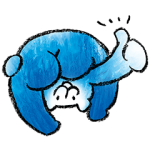 【限定無料スタンプ】火ぐまのパッチョ スタンプ(2016年03月14日まで)