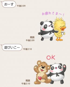 【隠し無料スタンプ】LINE パズル タンタン スタンプ(2016年03月11日まで) (12)