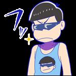 【公式スタンプ】おそ松さん 第二松 スタンプ