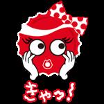 【無料スタンプ速報:隠しスタンプ】コカ・コーラ アーティストコラボスタンプ(2016年06月15日まで)