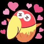 【限定無料スタンプ】ゆるっとキョロちゃん スタンプ(2016年04月18日まで)