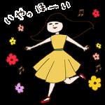 【限定無料スタンプ】TOYOTA×ノスタルジックピープル スタンプ(2016年05月09日まで)