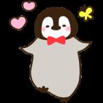 【公式スタンプ】ぺんちゃん もちもちうごく! スタンプ