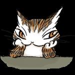 【日替半額セール】猫のダヤン スタンプ(2016年05月04日分)