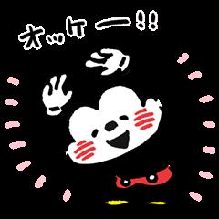 【公式スタンプ】うごく!カナヘイ画♪ミッキー&フレンズ スタンプ