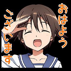 【公式スタンプ】ストライクウィッチーズ スタンプ