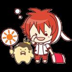 【公式スタンプ】ぷち♪アイドリッシュセブン スタンプ