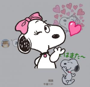 【とび出るスタンプ】スヌーピー★ポップアップスタンプ (8)