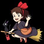 【公式スタンプ】魔女の宅急便 スタンプ