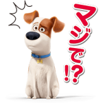 【無料スタンプ速報】ペット スタンプ(2016年08月22日まで)