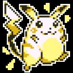 【音付きスタンプ】ポケモンゲームドット サウンド付き! スタンプ
