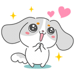 【限定無料スタンプ】まろが可愛いファッピースタンプ♪ スタンプ(2016年08月22日まで)