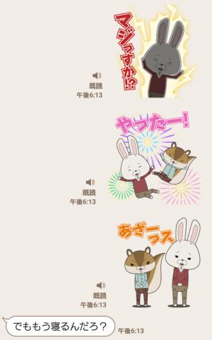 【とび出るスタンプ】紙兎ロペ しゃべって飛び出すスタンプ (6)