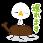 【公式スタンプ】動く♪ざっくぅ第2弾 スタンプ